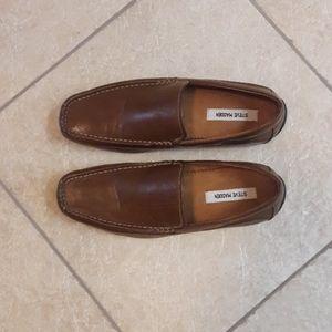 Men's Steve Madden Brown Dress loafers